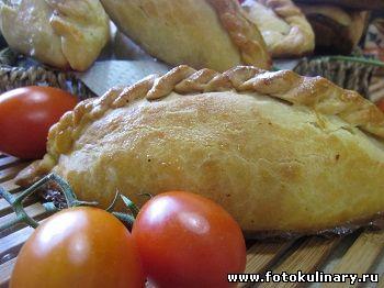 Караимские пирожки Кибины