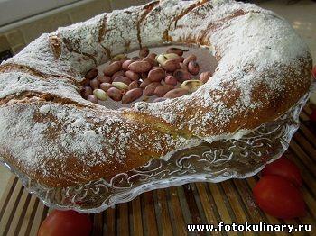 Чамбелла итальянский хлеб-бублик
