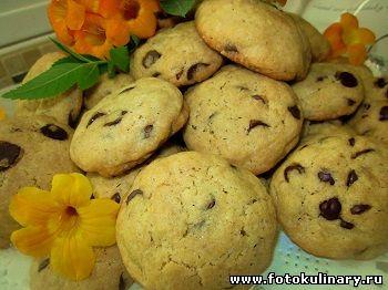 Печенье Шоколадные чипсы