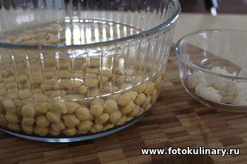 Хумус домашний по-израильски