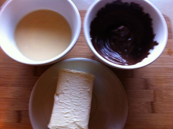 шоколадно-масляный крем