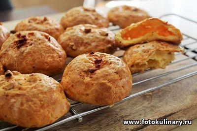 Гужеры ✦ Французские булочки с сыром