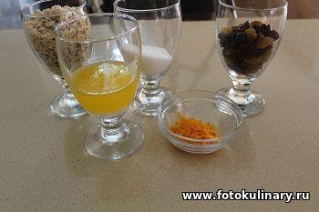 Апельсиново-ореховый венок