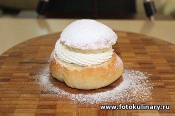 "Скандинавские сладкие булочки ""Семлы"""