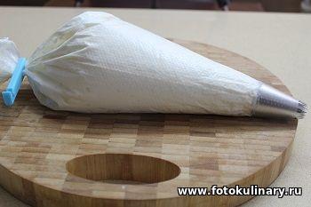 """Японские пирожные с ягодами """"Omelet"""""""