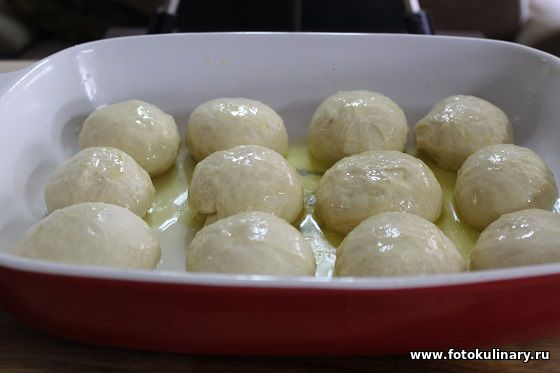 Болгарские булочки милинки