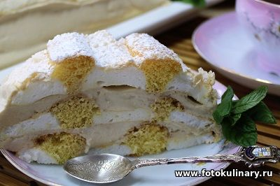 "Венский торт-пирожное ""Кардинал"""