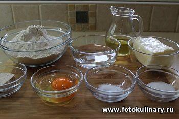 Турецкие пирожки с картофельной начинкой