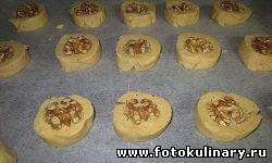 Печенье песочное (тесто на желтках)